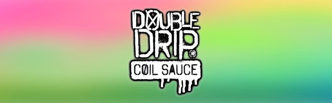 Double Drip Coil Sauce Vape Juice UK