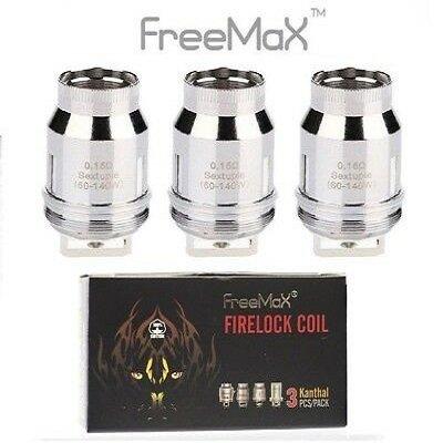 Freemax Sextuple Coils UK