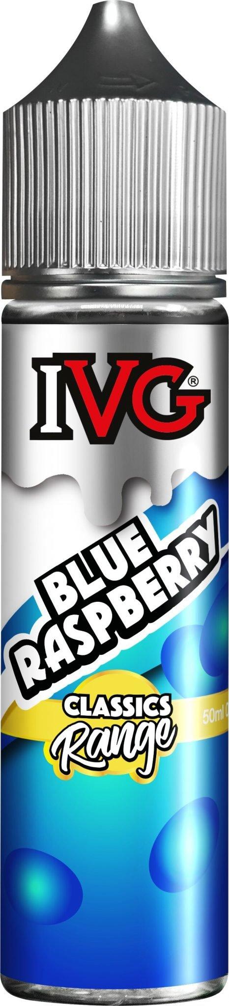 IVG Blue Raspberry UK