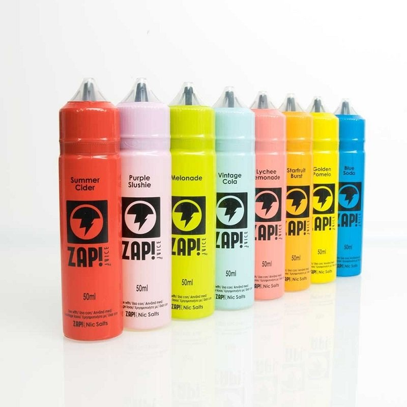 Zap Juice eLiquid UK Cheap 50ml