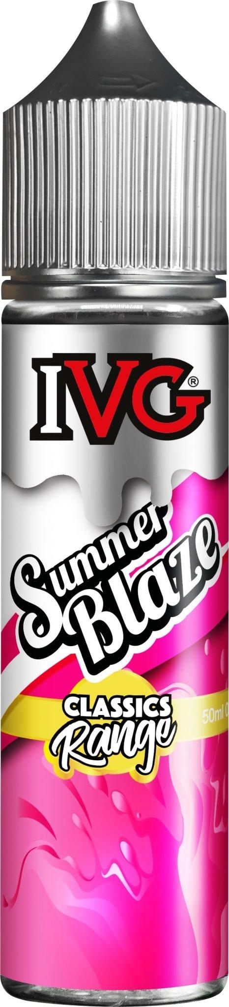 IVG Summer Blaze UK