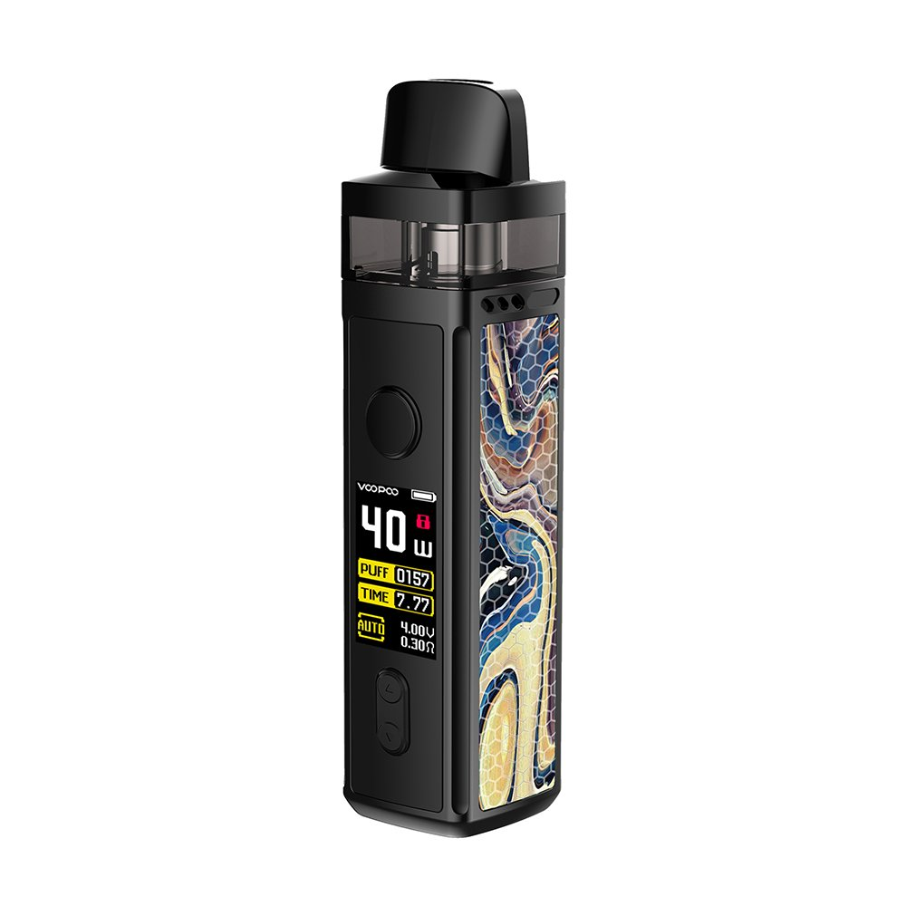 VOOPOO Vinci Mod Pod Kit Hill Yellow
