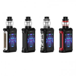 Geek Vape Aegis X Kit w/ Cerberus Tank UK