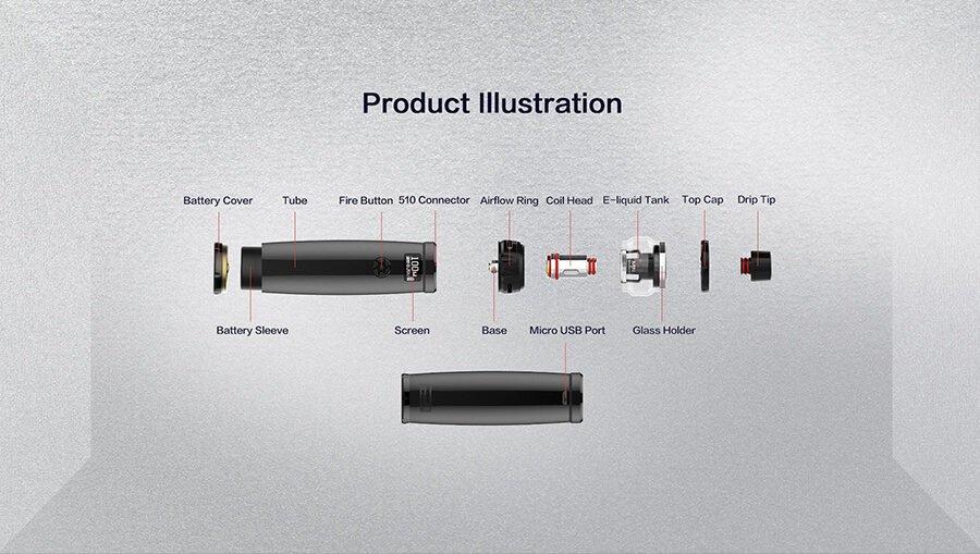 Uwell-Nunchaku-2 Kit-Product-Illustration-UK