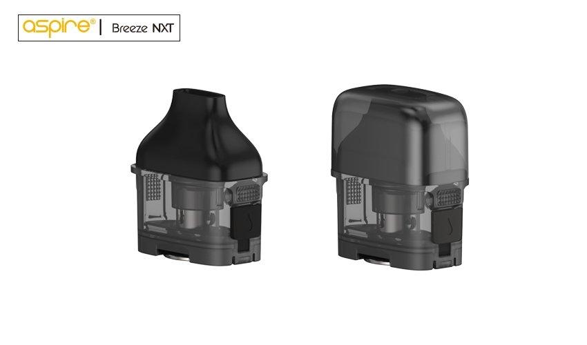 Aspire Breeze Nxt Replacement Pod Promo UK