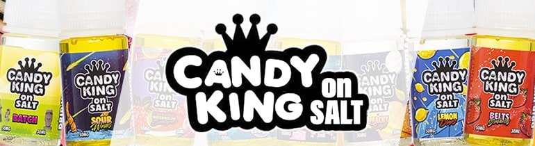 Candy King on Salt Banner UK