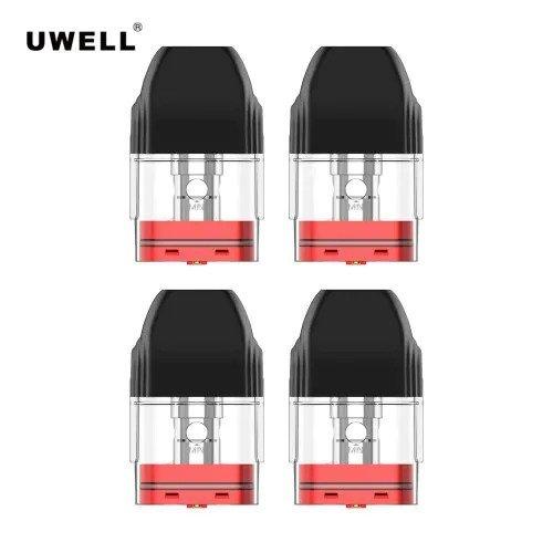 Refillable Pod/Cartridge Design E-Liquid Capacity: 2.0ml Resistance: 1.2ohm