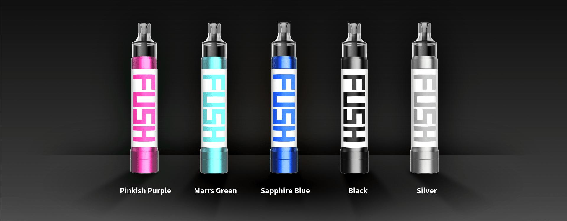 Acrohm Fush Nano Pod Kit UK Promo