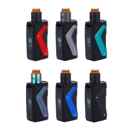 Geekvape Aegis Squonk Kit UK side profile