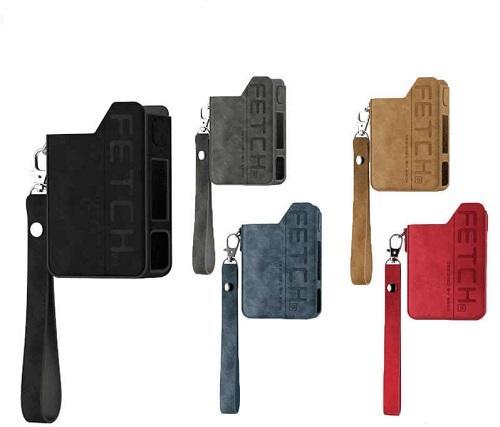 Smok Fetch Mini Leather Case UK Colours Promo