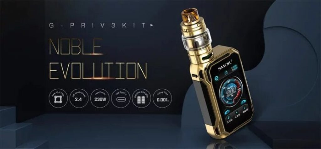 Smok G Priv 3 Kit Promo UK