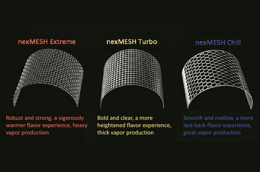 Wotofo Nexmesh Mesh Strips Description UK