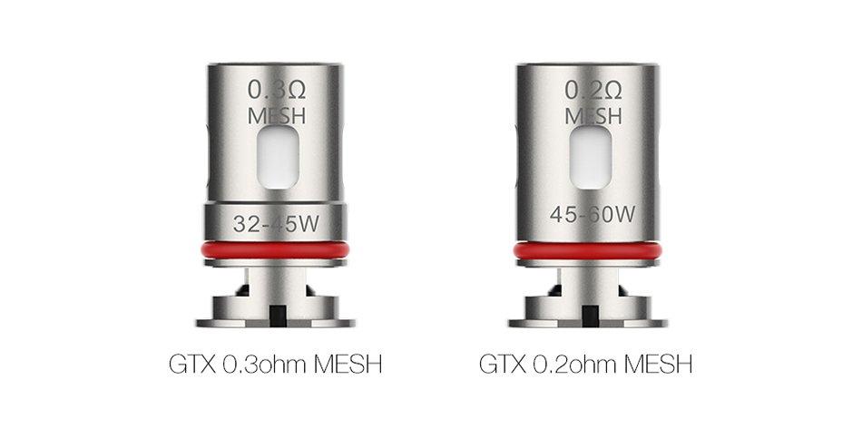 Vaporesso Target PM80 GTX Coils UK