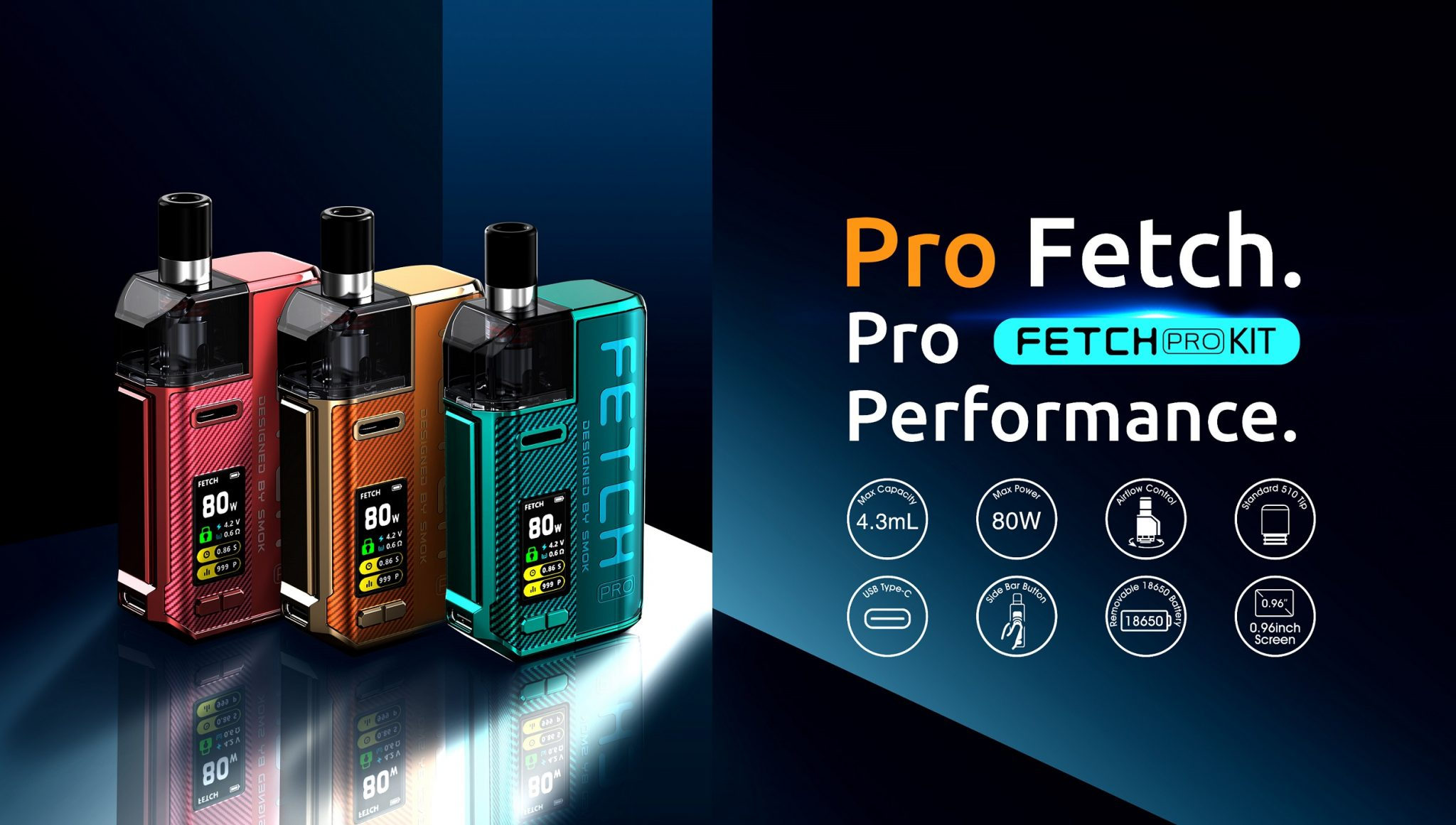 Smok Fetch Pro UK Performance
