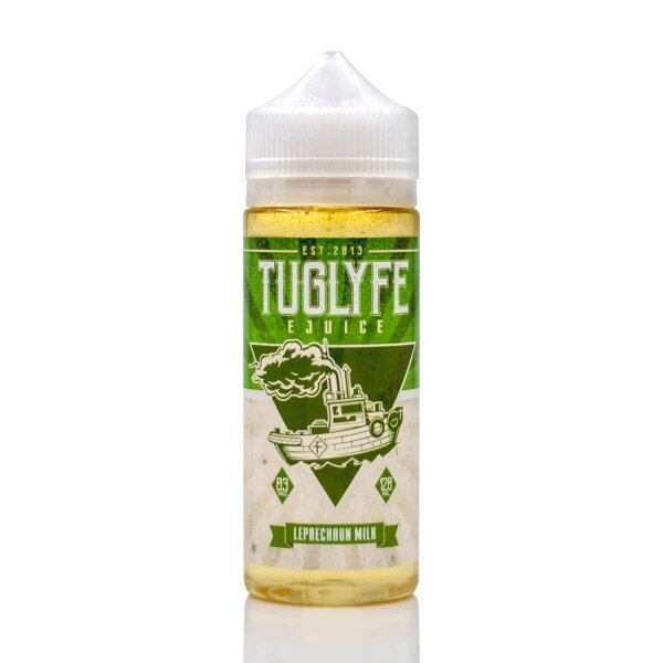 Tuglyfe Leprechaun Milk Juice UK