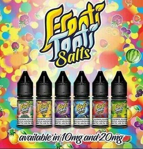 Frooti Tooti Salts UK
