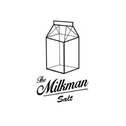 Milkman Nic Salts Logo UK