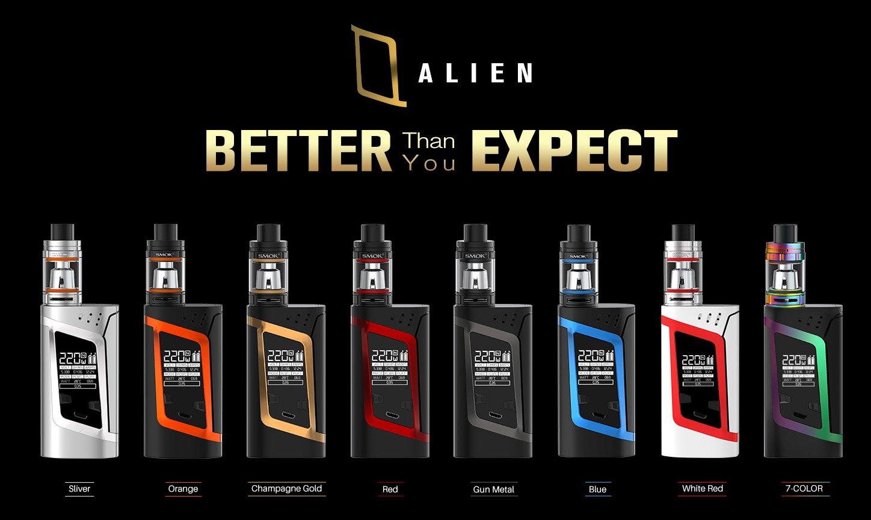Smok Alien Kit Promo UK