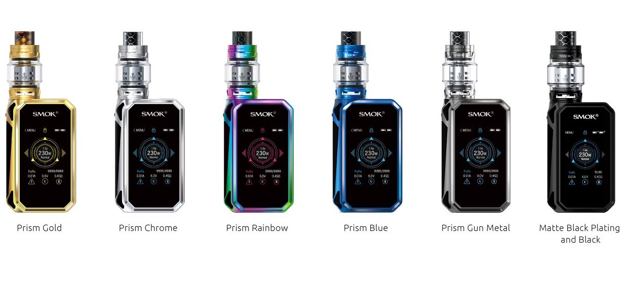 Smok G Priv 2 Kit Luxe Edition Colours UK