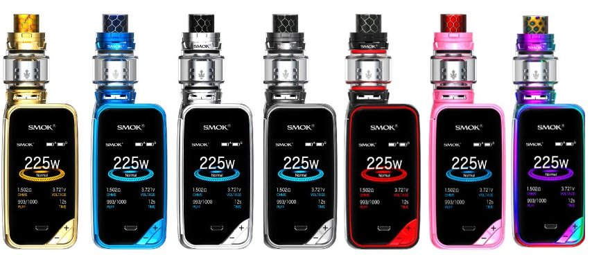 Smok X Priv Kit UK Promo