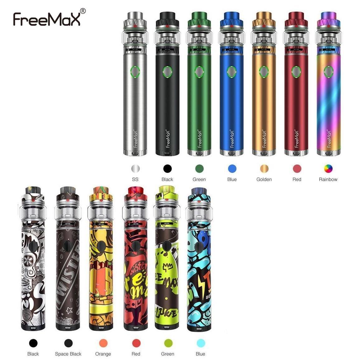 Freemax Twister Kit UK