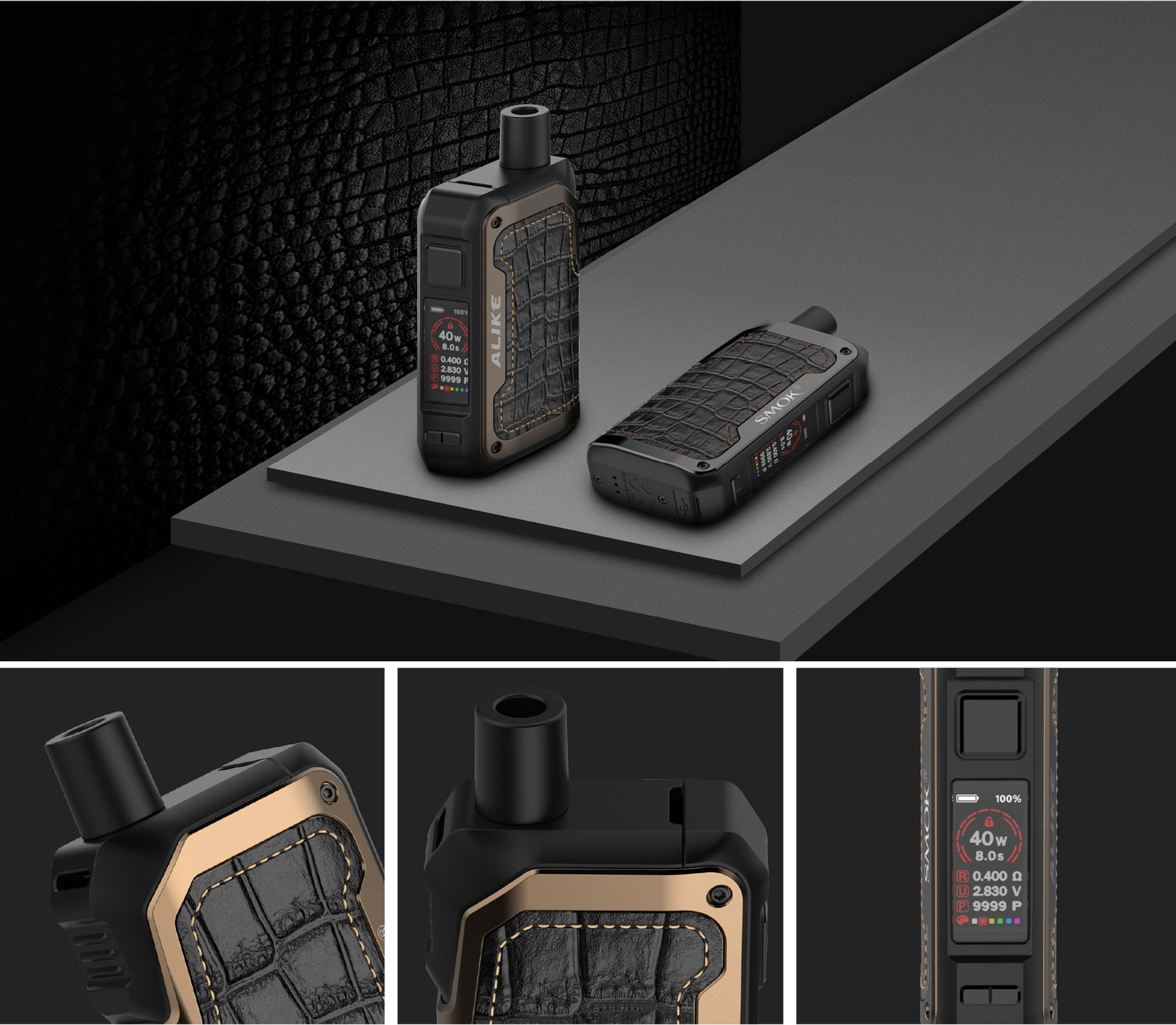 Smok Alike Kit UK Innovation