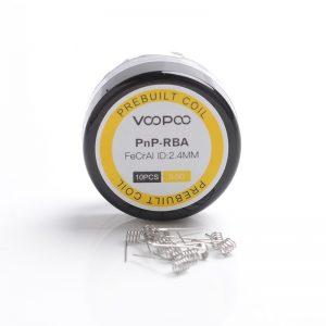 Voopoo PNP RBA Pre Built Coils UK