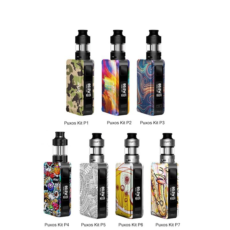 Aspire Puxos Kit UK