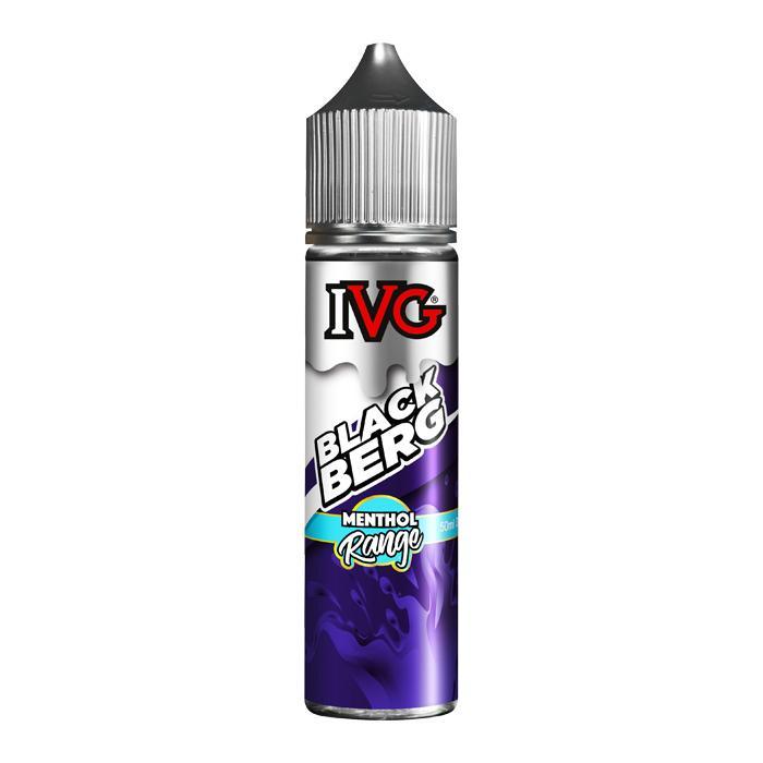 IVG Blackberg Vape Juice UK