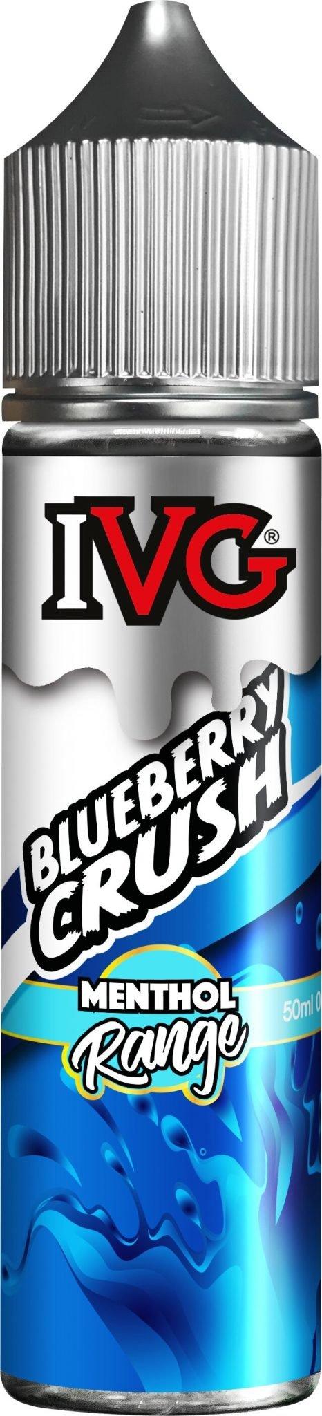 IVG Blueberry Crush eLiquid UK