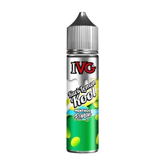 IVG Kiwi Lemon Kool Vape Juice UK