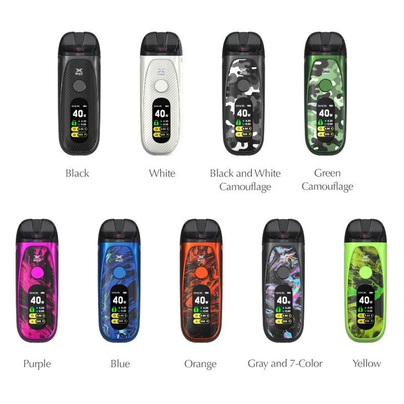 SMOK Pozz X Kit UK
