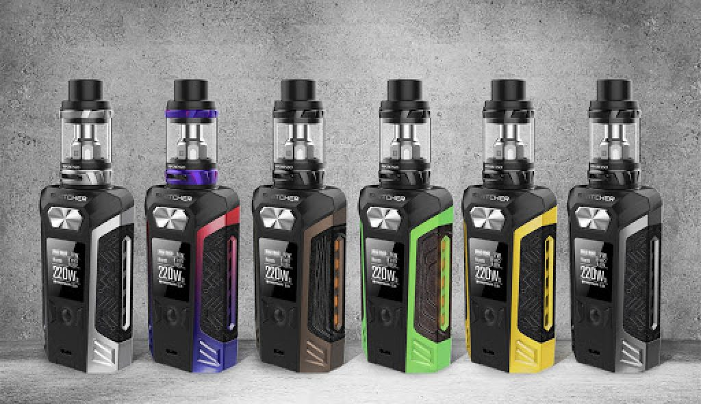 Vaporesso Switcher Kit UK Promo
