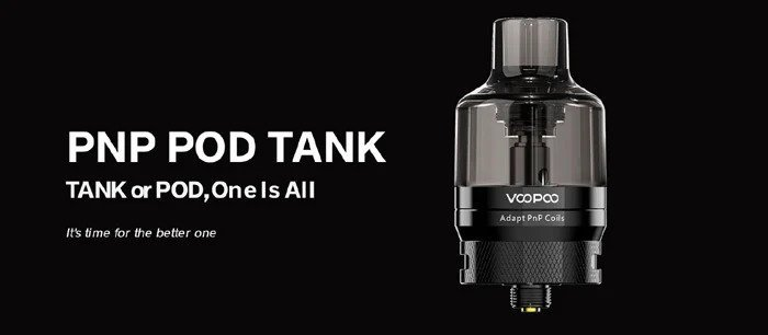 Voopoo PNP Tank for Drag X or S UK