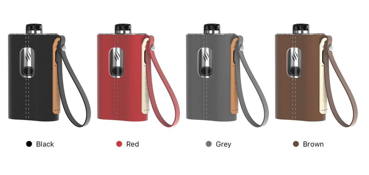 Aspire Cloudflask Pod Kit UK Colours