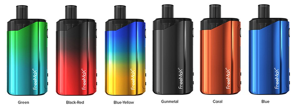Freemax Autopod50 Colours UK
