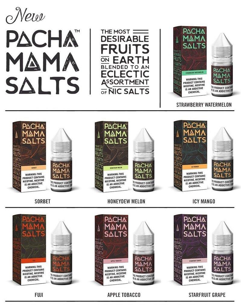Pacha Mama Nic Salt UK