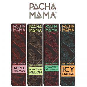 Pacha Mama eLiquid New Range UK