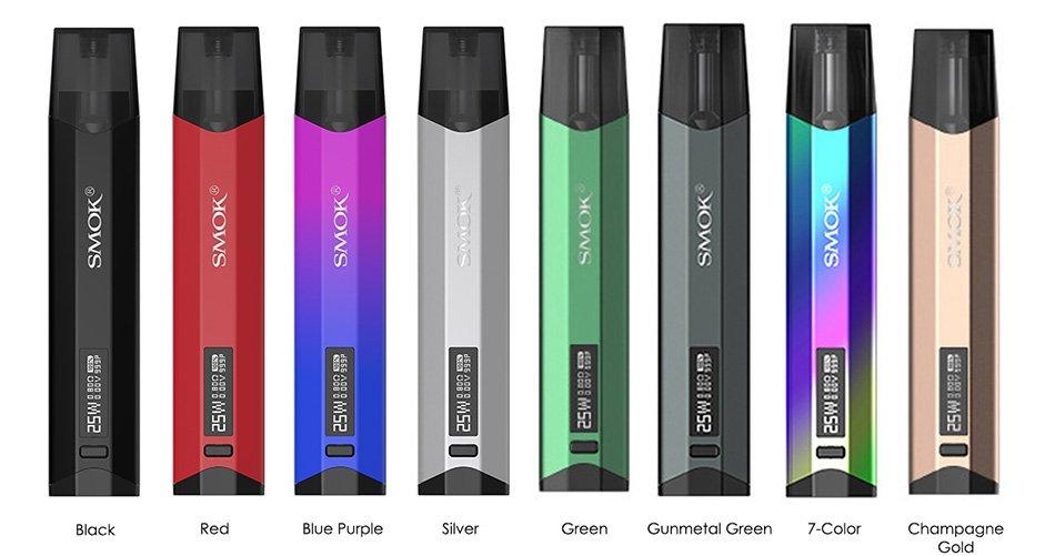 Smok Nfix Kit Colours UK