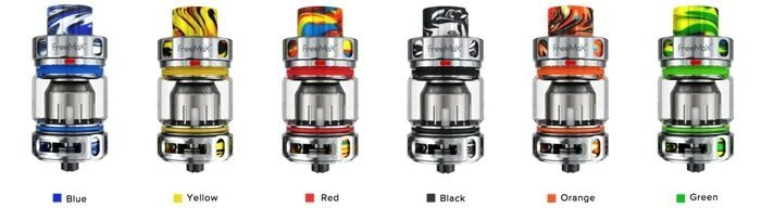 Freemax M Pro 2 Tank UK Colours