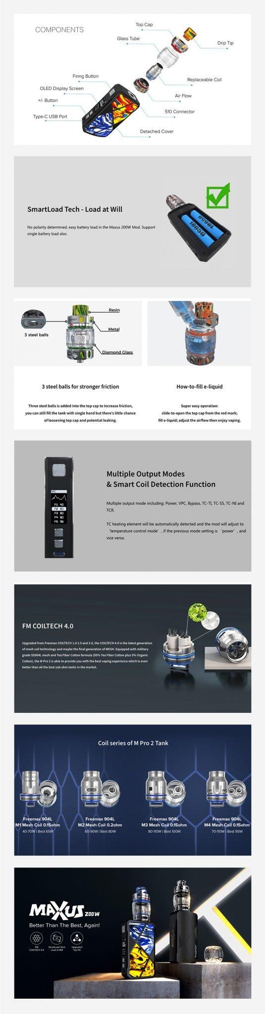 Freemax-Maxus-200W-TC-Kit-Features-UK