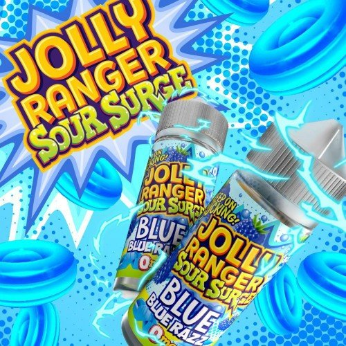 Jolly Ranger Sour Surge eLiquid
