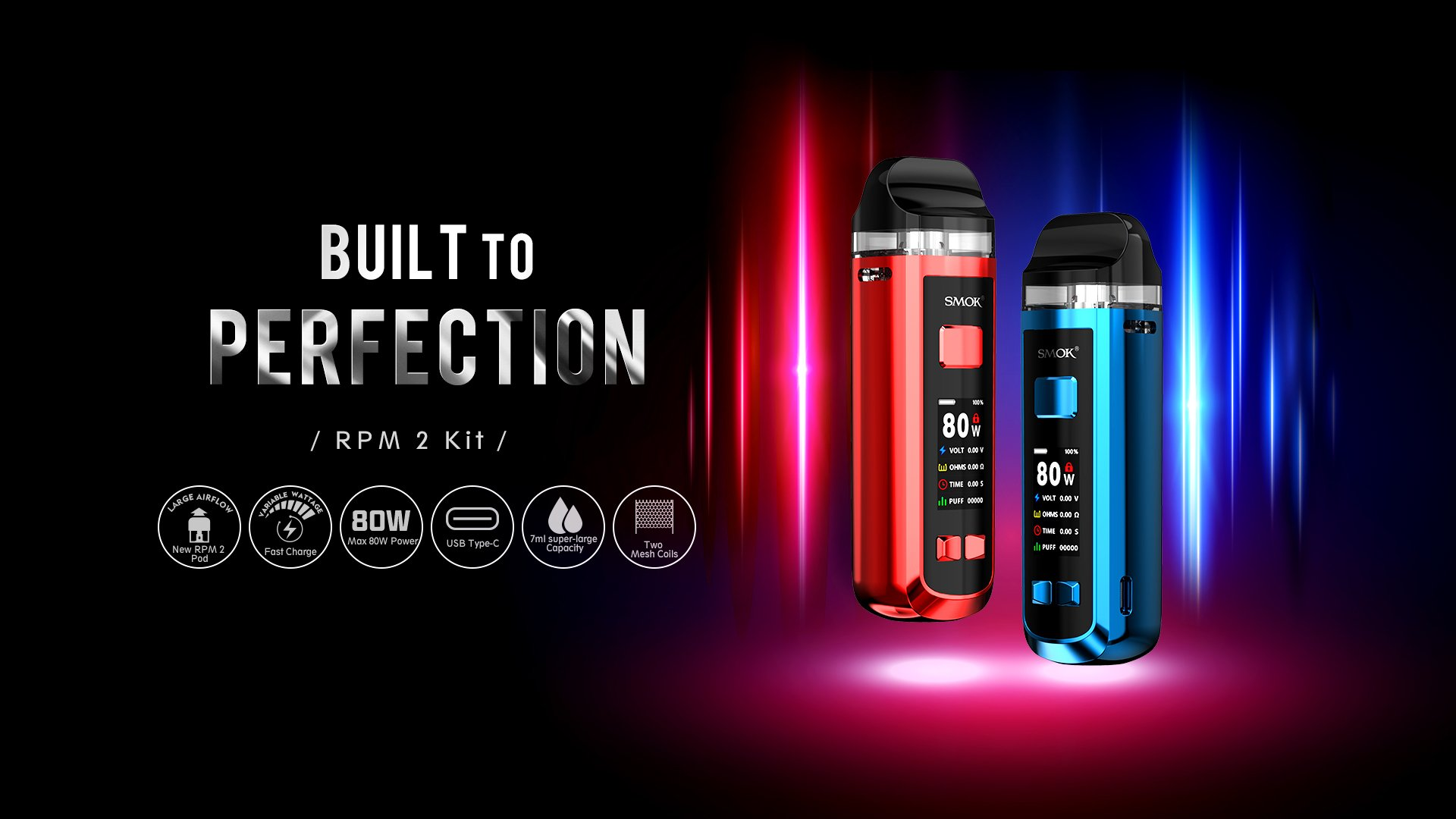 SMOK RPM2 Kit UK Promo