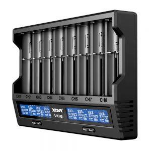 Xtar VC8 Battery Charger UK