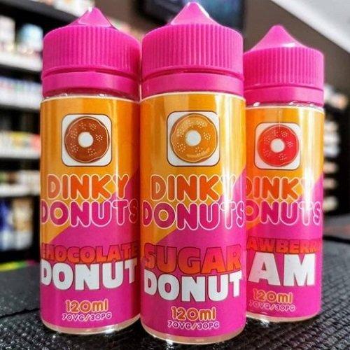 Dinky Donuts eLiquid UK