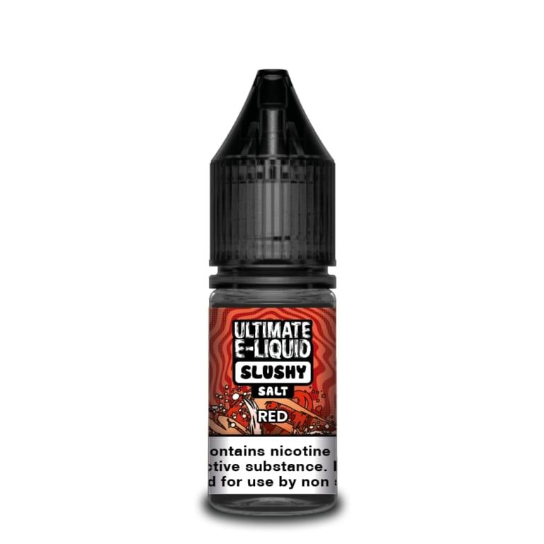 Ultimate Slushy Red Nic Salt