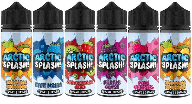 Arctic Splash eLiquids Flavours UK