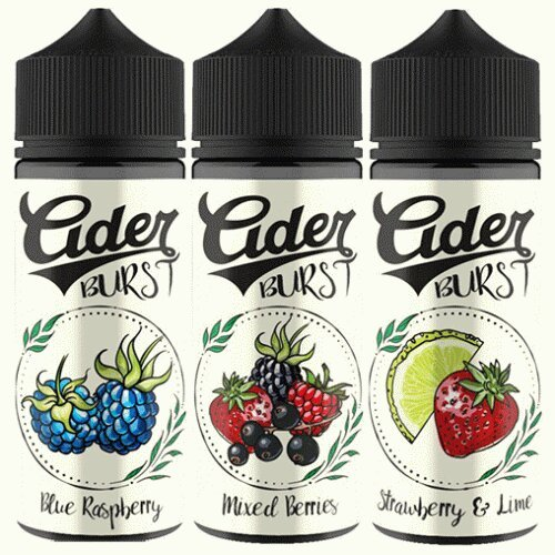 Cider Burst eLiquid UK