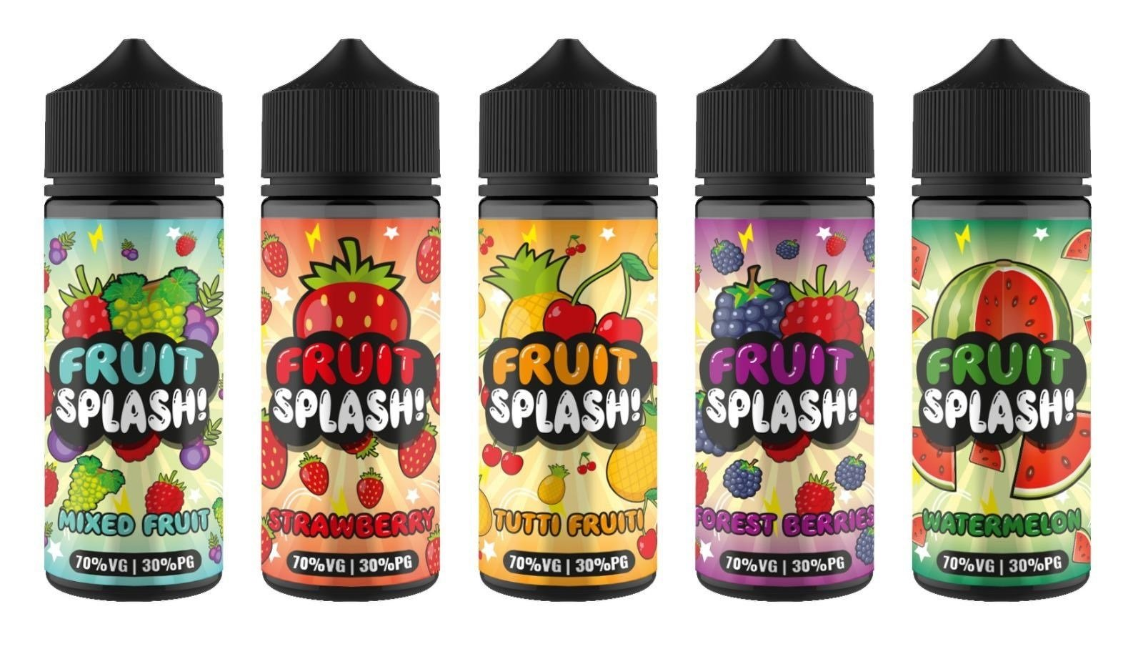Fruit Splash eLiquid Flavours UK