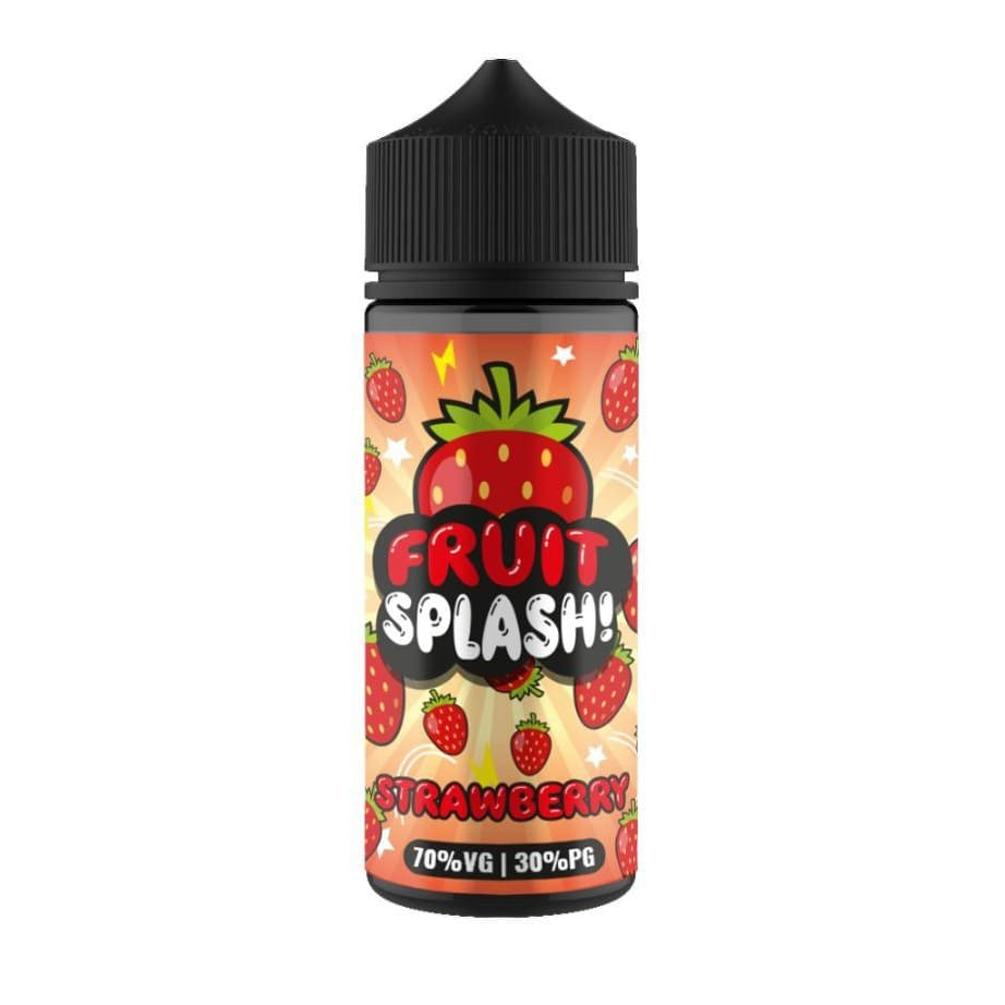 Fruit Splash eLiquid Strawberry